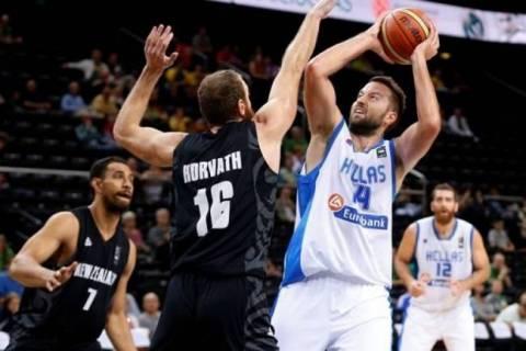Μουντομπάσκετ: Δείτε το τηλεοπτικό πρόγραμμα της διοργάνωσης