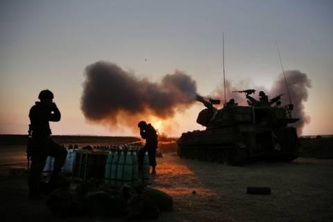 Ρουκέτες στο Τελ Αβίβ, σειρήνες στην Ιερουσαλήμ και νέο χάος στη Λωρίδα της Γάζας