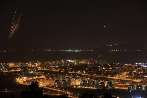 Ισραήλ: Αναχαιτίστηκε ρουκέτα που εξαπολύθηκε από τη Γάζα με στόχο περιοχή της Ιερουσαλήμ