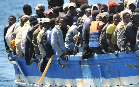 Χίος: Εντοπισμός και διάσωση 33 παράνομων μεταναστών