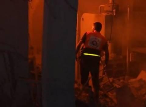 Η οικογένεια του στρατιωτικού διοικητή της Χαμάς σκοτώθηκε σε ισραηλινή επιδρομή (video)