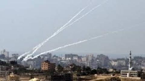 Γάζα: Δέκα ρουκέτες σε μια ώρα εις βάρος του Ισραήλ