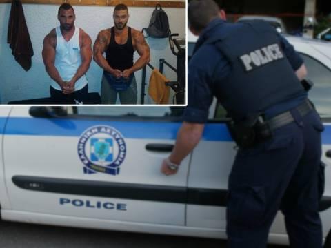 Άγριο διπλό έγκλημα στην Καρδαμύλη-Τους «γάζωσαν» με σφαίρες (pics&vid)