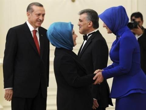 Τουρκία: Εξοργισμένη η σύζυγος του Γκιουλ με το περιβάλλον Ερντογάν