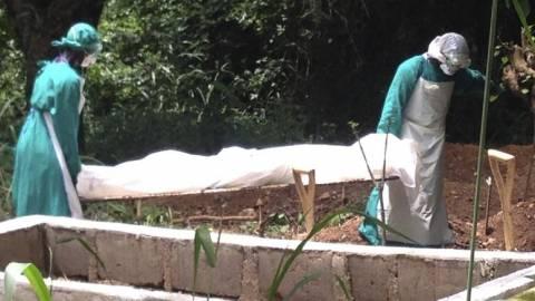 Συναγερμός στη ΛΔ του Κονγκό για ασθένεια που «μοιάζει» με τον ιό Εμπολα