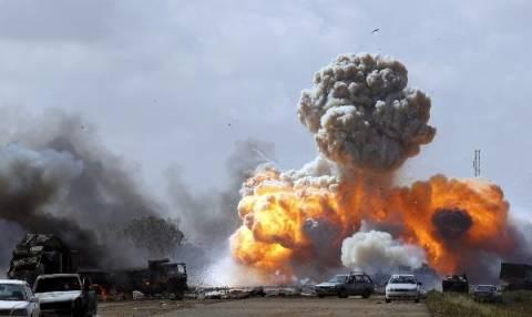 Λιβύη: Πέντε νεκροί στη Βεγγάζη σε σκληρές μάχες για τον έλεγχο της πόλης