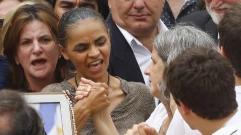 Η Μαρίνα Σίλβα είναι και επίσημα υποψήφια πρόεδρος της Βραζιλίας