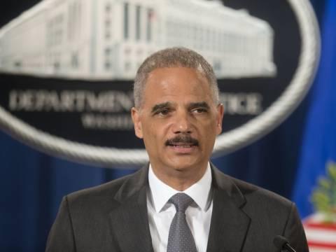 Στο Φέργκιουσον ο υπουργός Δικαιοσύνης των ΗΠΑ
