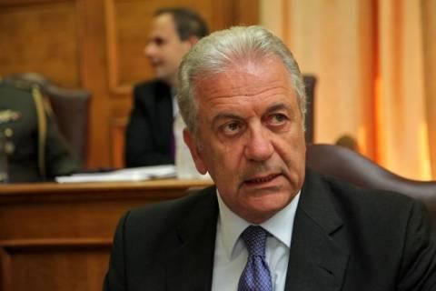 Στην Ουάσιγκτον ο Δημήτρης Αβραμόπουλος