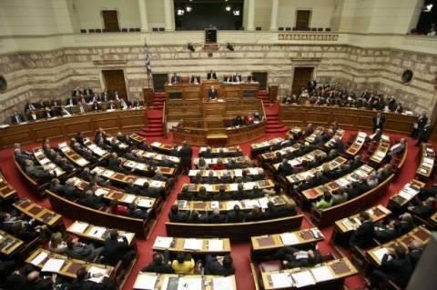 Νεύρα στην Κοινοβουλευτική Ομάδα της ΝΔ