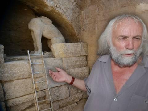 Πάκο Κούζμαν: «Η Αμφίπολη είναι Μακεδονική»