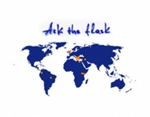 Ask the Flask: έκθεση στην αίθουσα τέχνης Τεχνοχώρος