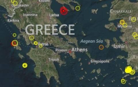Σεισμός: Τι λέει ο Ευ. Λέκκας για τη σεισμική δόνηση 4,9 Ρίχτερ στη Χαλκιδική