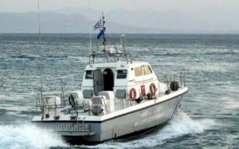 Βυθίστηκε σκάφος με παράνομους μετανάστες ανοιχτά της Τήλου