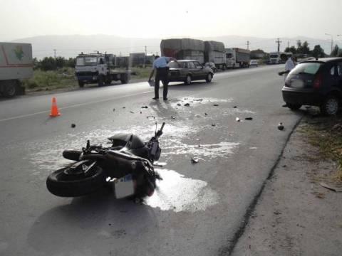 Τραγωδία στην άσφαλτο: Νεκρός 22χρονος σε τροχαίο