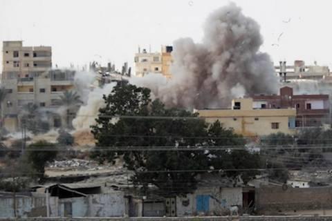 Ισραήλ: Τραυματίες σε συναγωγή από ρουκέτα της Χαμάς