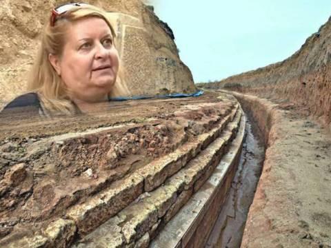 Αμφίπολη: Υπ. Πολιτισμού: Η κυρία Περιστέρη δεν είπε ότι ο τάφος δεν έχει συληθεί