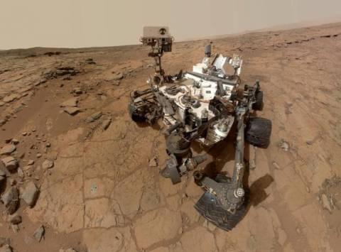 Μυστήριο με το… εξωγήινο οστό στον Άρη! (photo)