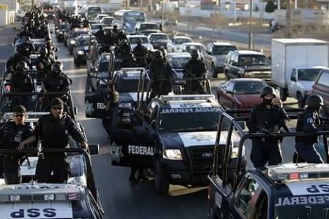 Μεξικό: Τριπλάσιος ο αριθμός των αγνοούμενων από τον «πόλεμο των ναρκωτικών»