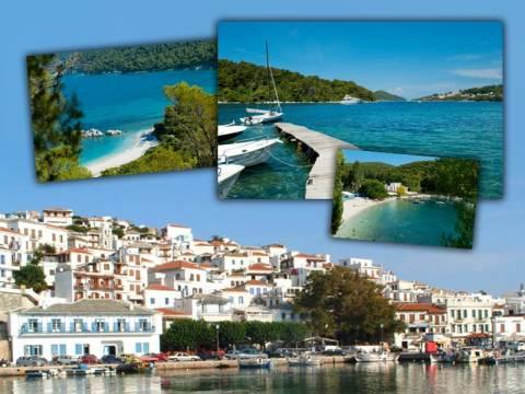 Τelegraph: Είναι η Σκόπελος το τέλειο ελληνικό νησί για διακοπές;