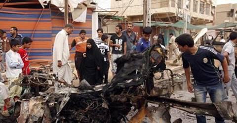 Ιράκ: Πολύνεκρες βομβιστικές επιθέσεις σε Κιρκούκ και Αρμπίλ
