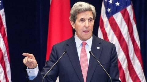 ΗΠΑ: Ο Κέρι επιβεβαίωσε την απελευθέρωση του δημοσιογράφου