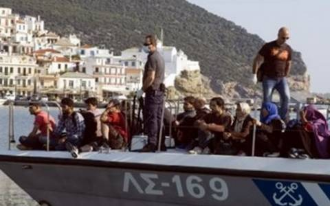 Σάμος: Στα χέρια των αρχών 47 παράνομοι μετανάστες