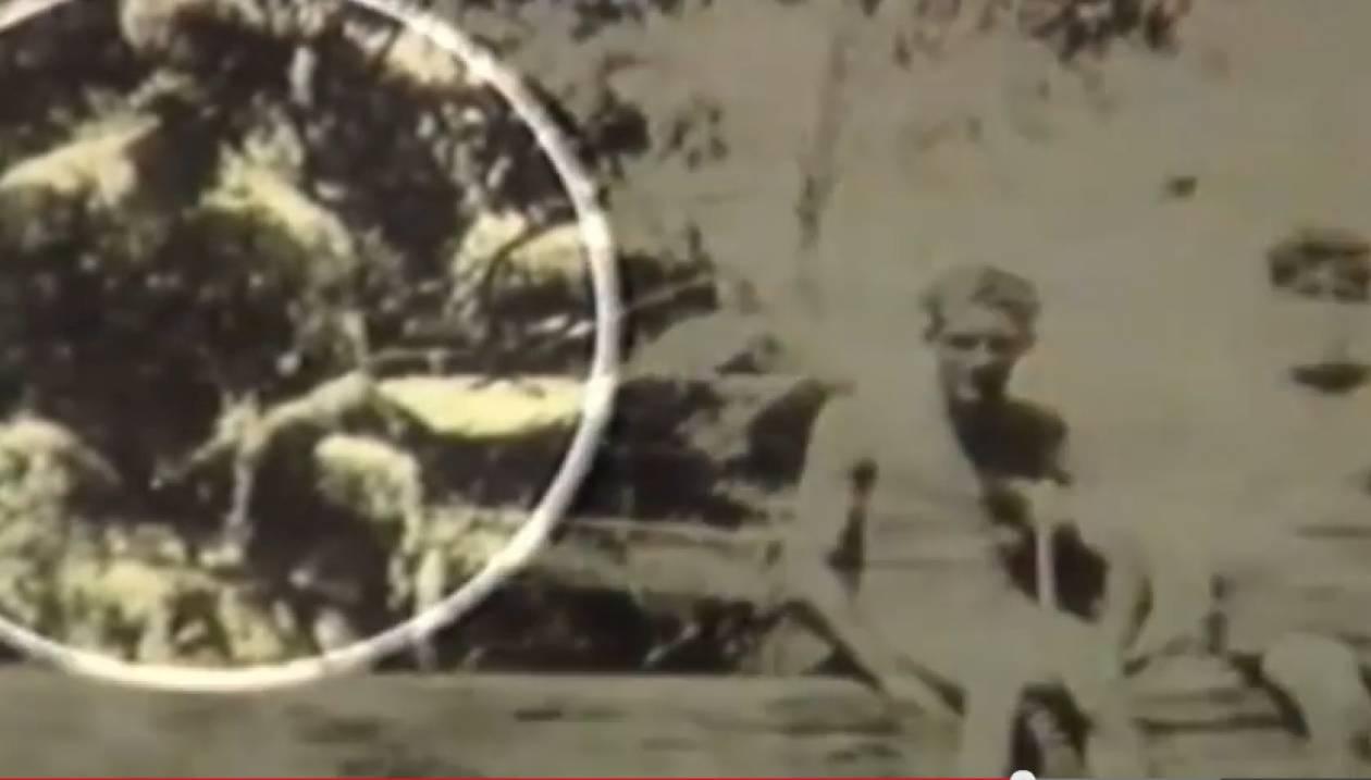 Βίντεο: Βρήκαν μυθικό τέρας σε παλιά φωτογραφία;