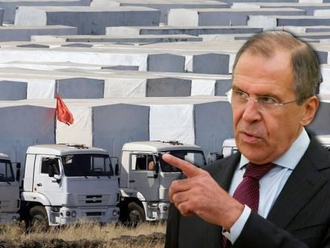 Λαβρόφ: Η Μόσχα ετοιμάζει δεύτερο ανθρωπιστικό φορτίο εντός της εβδομάδας