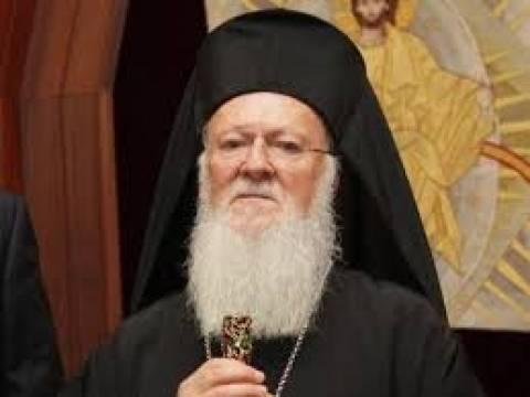 Οικουμενικός Πατριάρχης: Επίλυση του Κυπριακού στα πλαίσια του διεθνούς δικαίου