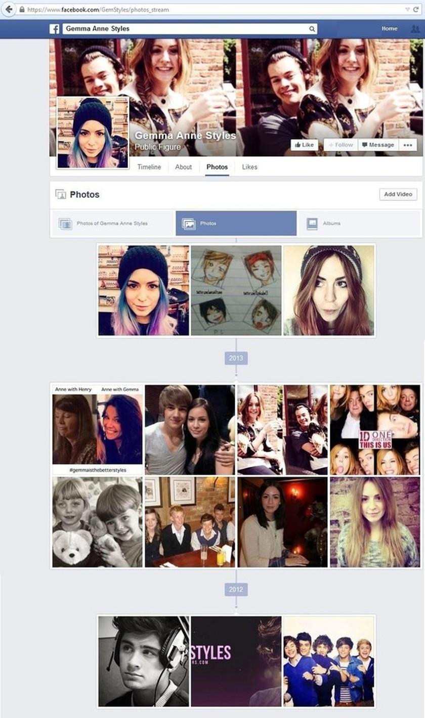 Αυτό είναι το προφίλ στο Facebook κυκλώματος παιδόφιλων