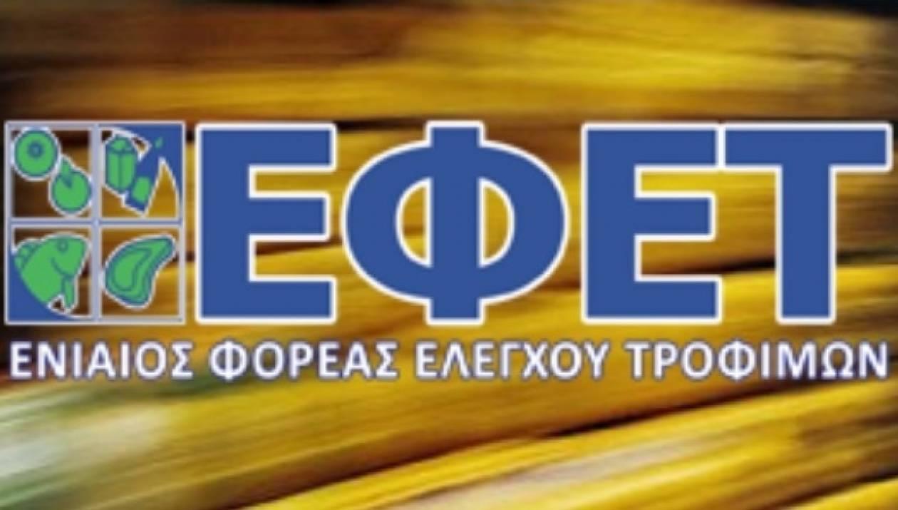 Ανάκληση αναψυκτικού πορτοκαλάδας από τον ΕΦΕΤ