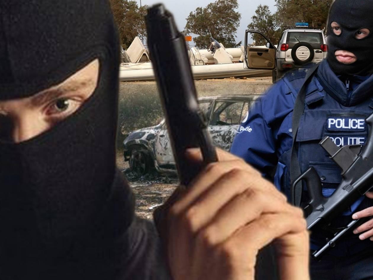 Ερευνούν τυχόν συμμετοχή των ληστών του Διστόμου σε τρομοκρατικές επιθέσεις
