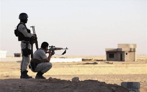 Η Γερμανία «θωρακίζει» τους Κούρδους του Ιράκ