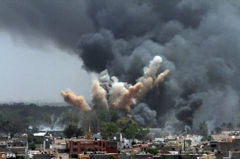 ΗΠΑ και ευρωπαίοι κατηγόρησαν για τις επιδρομές στη Λιβύη τα ΗΑΕ και την Αίγυπτο