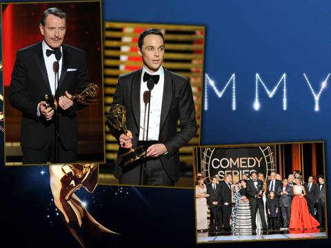 Οι νικητές των βραβείων EMMY (pics)