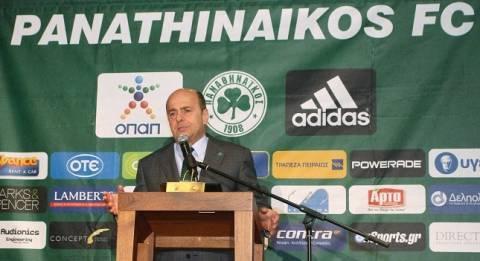 Γ. Αλαφούζος: «Διαπράττονται σοβαρές παρανομίες που αλλοιώνουν το ελληνικό πρωτάθλημα»