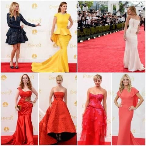 Emmy Awards 2014: Δείτε τις πιο εντυπωσιακές εμφανίσεις στο κόκκινο χαλί
