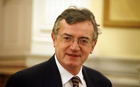 Συνάντηση Γεροντόπουλου με τον πρόεδρο της Κυπριακής Βουλής