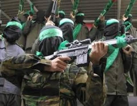 Γάζα: Πρώτη δημόσια εμφάνιση μελών της Χαμάς