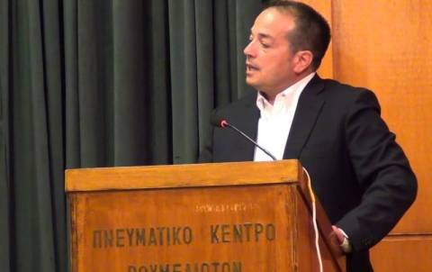 Παραιτείται από βουλευτής ο Ν. Σταυρογιάννης