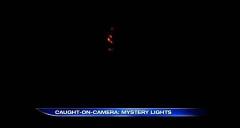 bfba16b8c0 Βίντεο  Αστυνομικοί έγιναν αυτόπτες μάρτυρες εμφάνισης UFO