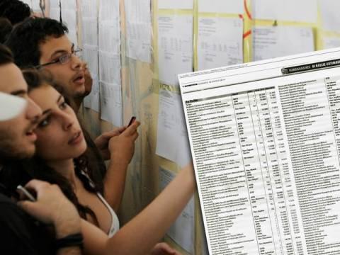 Βάσεις 2014: Πού θα κυμανθούν οι περιζήτητες σχολές