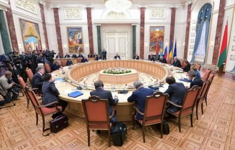 Путин: ассоциация Украины с ЕС – их дело, но не за счет России