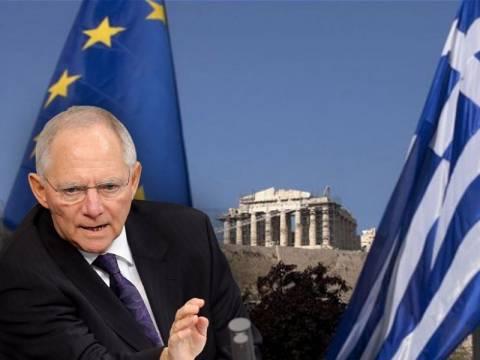 Σόιμπλε: Success story το πρόγραμμα διάσωσης της Ελλάδας