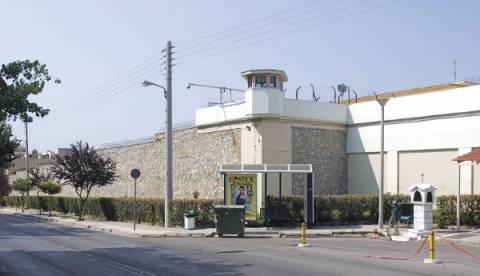 Διαμαρτυρία των γυναικών κρατουμένων στη δεύτερη πτέρυγα των φυλακών Κορυδαλλού