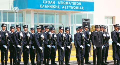 Βάσεις 2014: Άνοδος 8.3% για την Αξιωματικών Ελληνικής Αστυνομίας (για πολίτες)