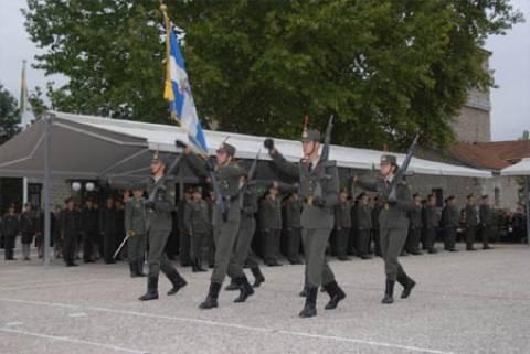 Βάσεις 2014: Στα 15.674 η Υπαξιωματικών Στρατού (Σ.Μ.Υ.- Όπλα)