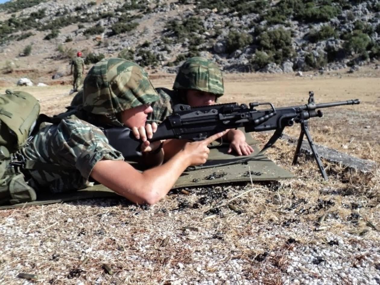 Βάσεις 2014: Στα 16.455 η Υπαξιωματικών Στρατού (Σ.Μ.Υ.- Σώματα)