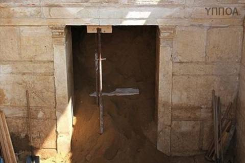 Αμφίπολη: Ο Λέων το «κλειδί» του μυστηρίου...